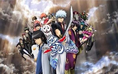 Gintama Movie 1 -Shin-yaku Benizakura-hen - VietSub (2010)
