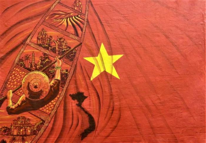 Флаги. Oliver Martin