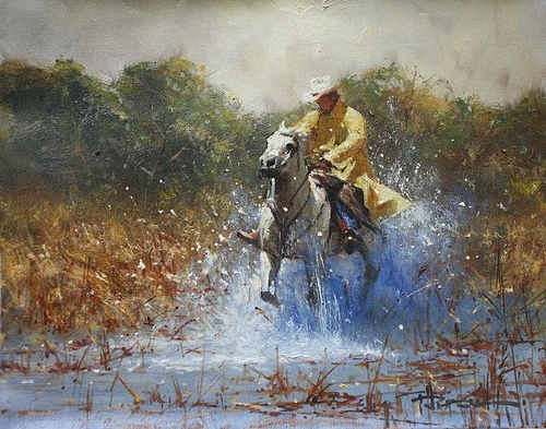 Robert Hagan Paintings For Sale