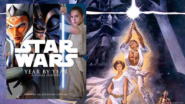 Recenzja - Star Wars: Year by Year: A Visual Chronicle: Updated and Expanded Edition