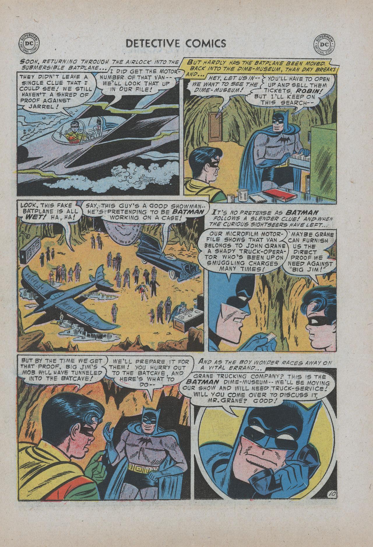 Detective Comics (1937) 223 Page 12