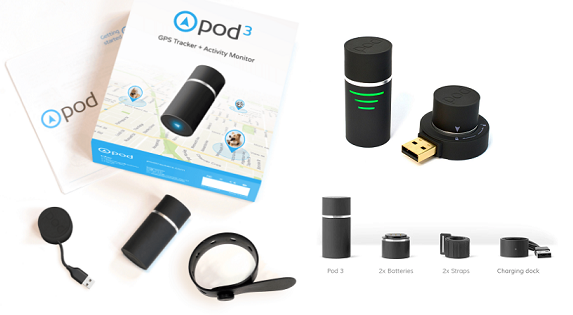 Pod Trackers - GPS Tracking Device