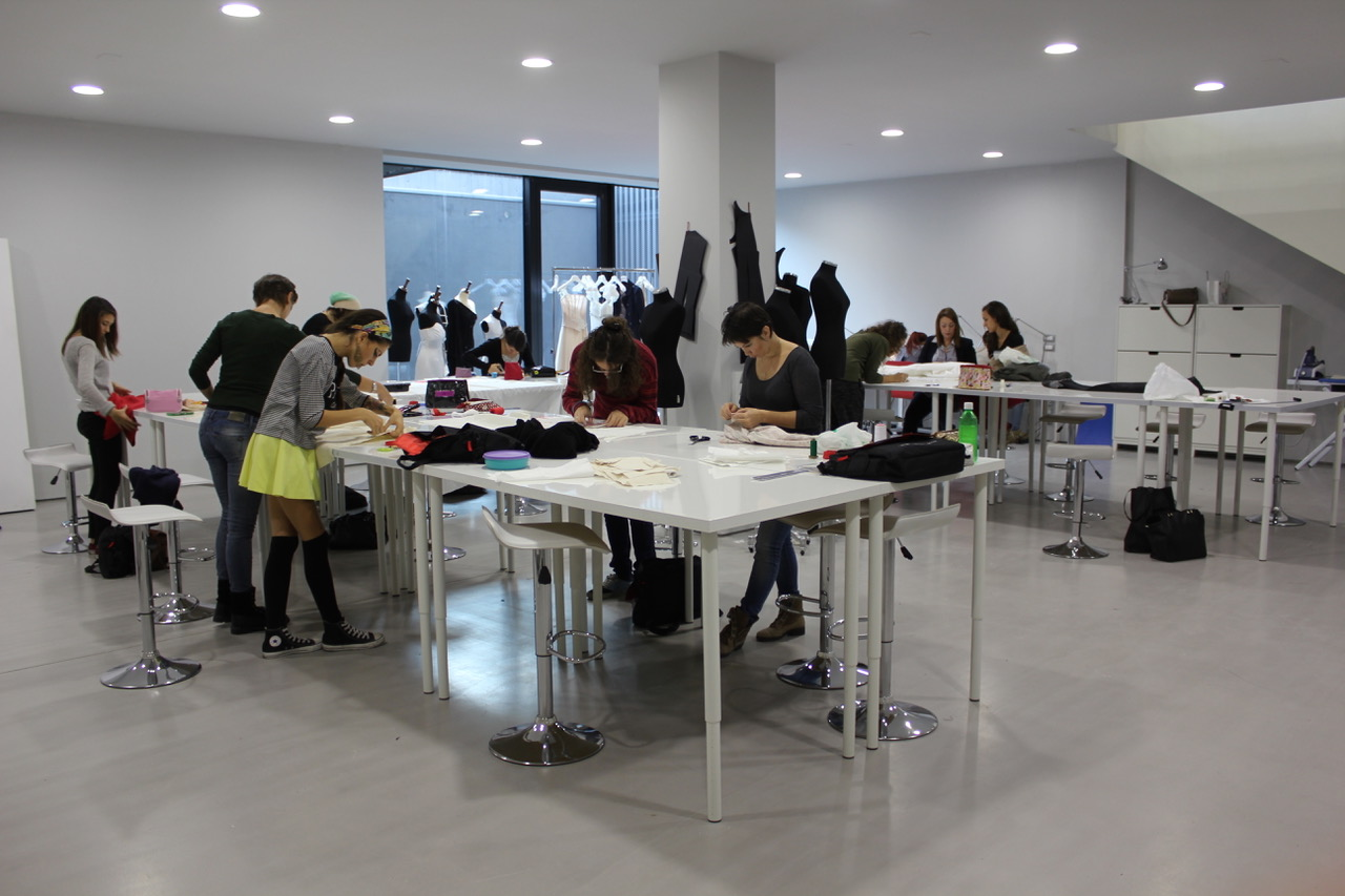 Ferrari Fashion School: fashion courses
