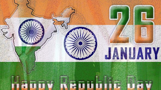 {**#75+ Special गणतन्त्र दिवस 26 January 2017**} Republic Day Images, Photos, Quotes, Wishes, Message, SMS In Hindi & English
