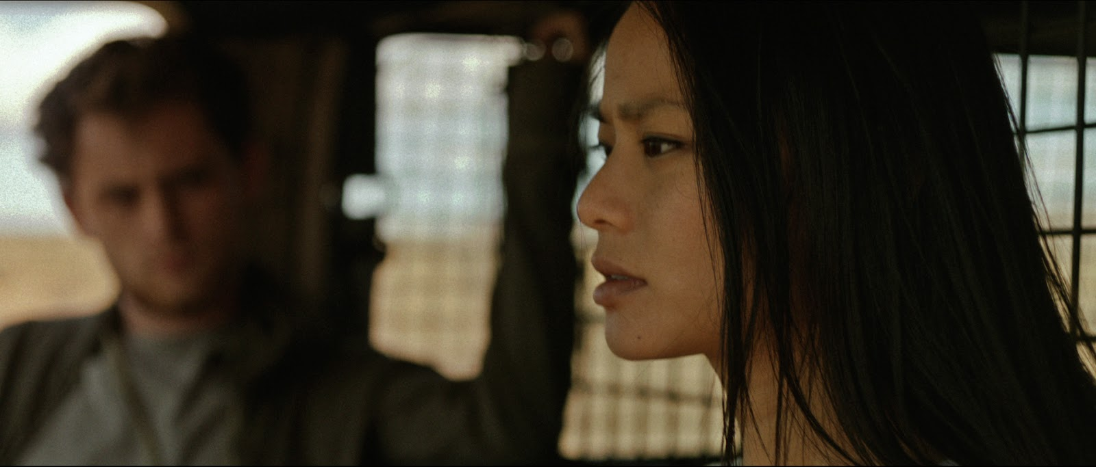 Jamie Chung Scene rethinking sex trafficking and voyeurism: 'taken' and 'eden