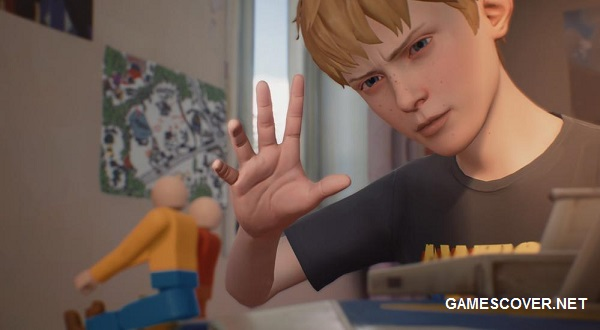 The Awesome Adventures of Captain Spirit Gameplay