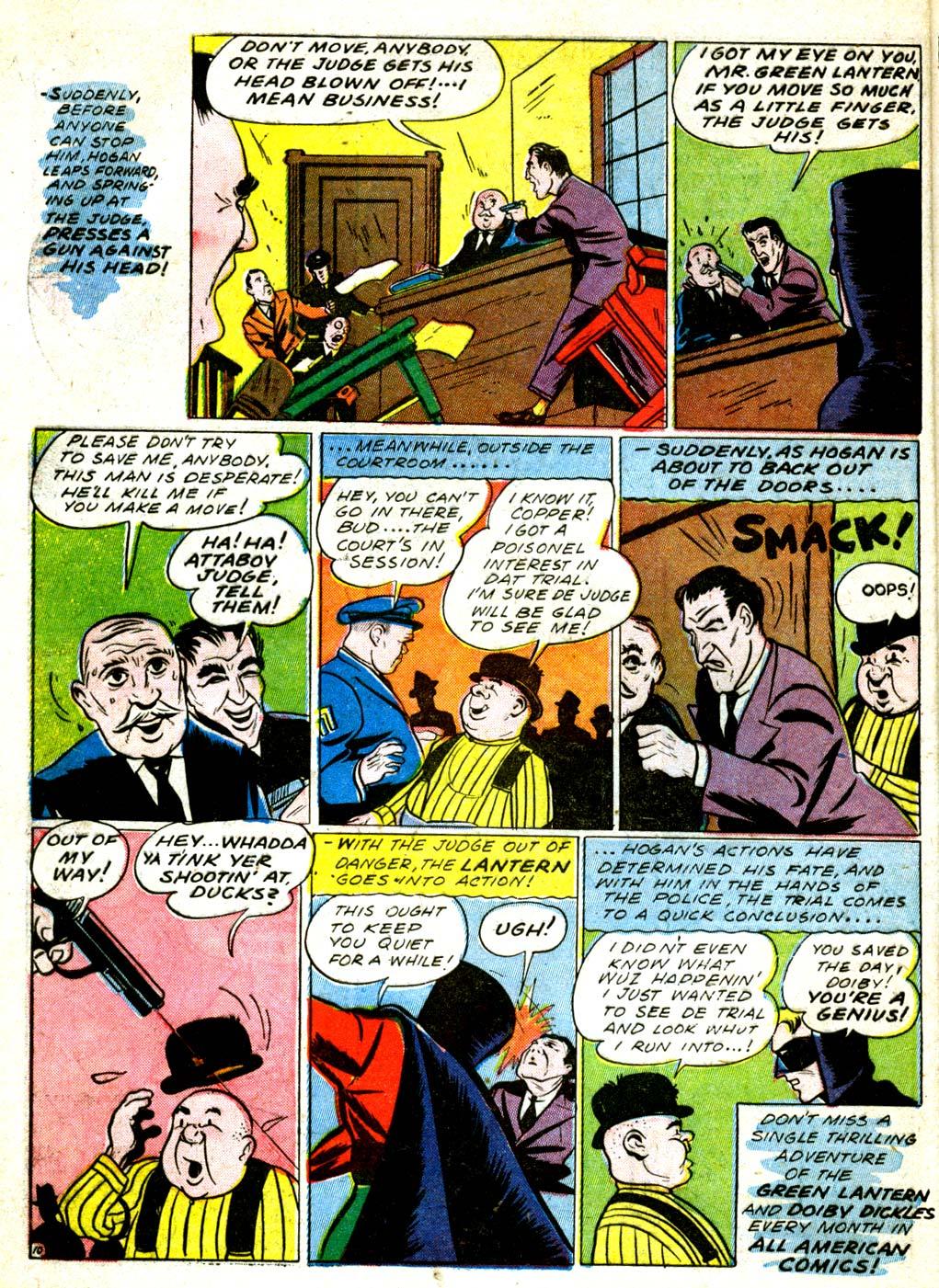 Read online All-American Comics (1939) comic -  Issue #29 - 11
