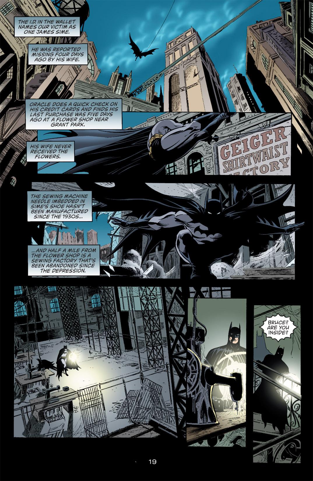 Detective Comics (1937) 784 Page 19