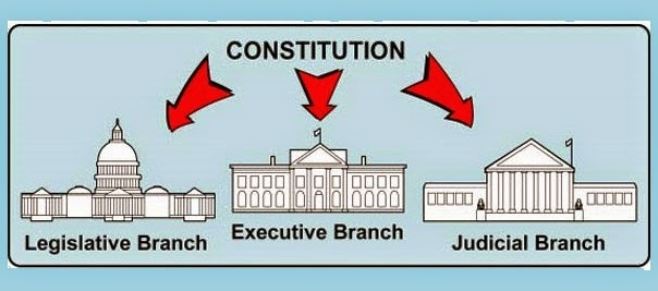 an argument about the conflict of the executive branch and legislative branch of the us government Today's separation of powers is no longer between the three original, constitutionally created, branches of government, but between, on the one hand, a branch consisting of the president.