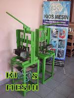 mesin pencetak terasi, mesin cetak terasi, mesin terasi, mesin pengolahan terasi