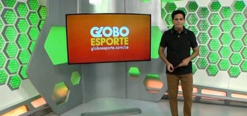 Apresentador pede demissão ao vivo na Globo