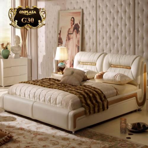 Đặt mua giường ngủ gỗ phong cách hiện đại ở đâu tại tphcm