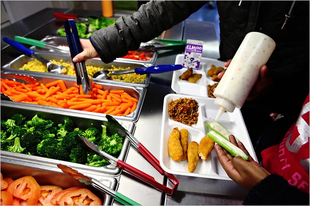 Healthy Eating: Boarding School Nutrition & Meals