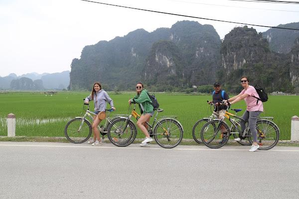 Excursiones en bicicleta por Vietnam