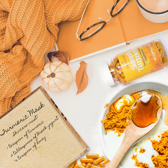 The Benefits Of Turmeric And Skincare By Barbies Beauty Bits