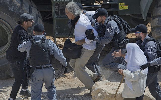 american professor, law maker, frank romano, israel army, arrested, palestine, muslims