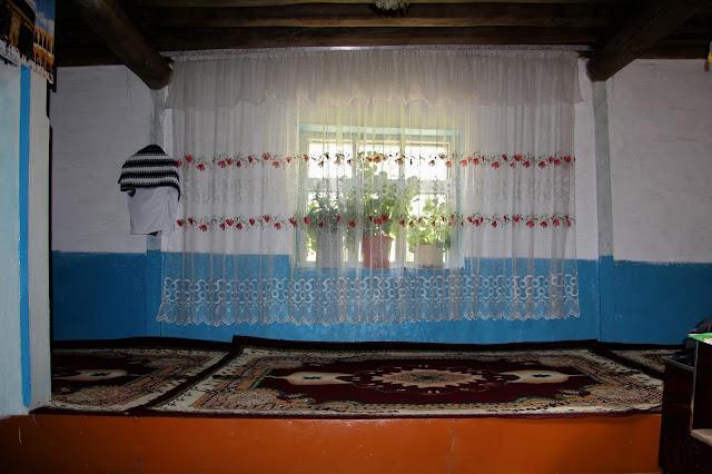 Tadjikistan, Haut-Badakhshan, Pamir, Garmchashma, Goulom, maison pamiri, © L. Gigout, 2012