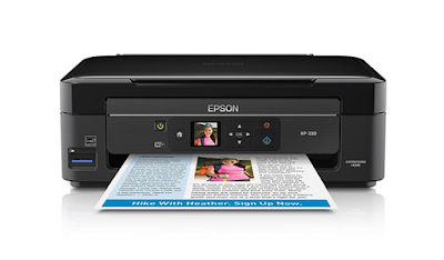 Epson Expression Home XP-330 Drivers Downloads