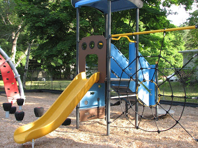 East Falmouth Elementary Playground