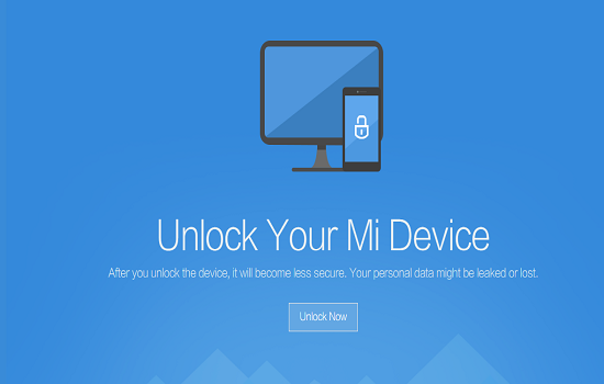 Cara Request Unlock Bootloader Xiaomi lewat Browser