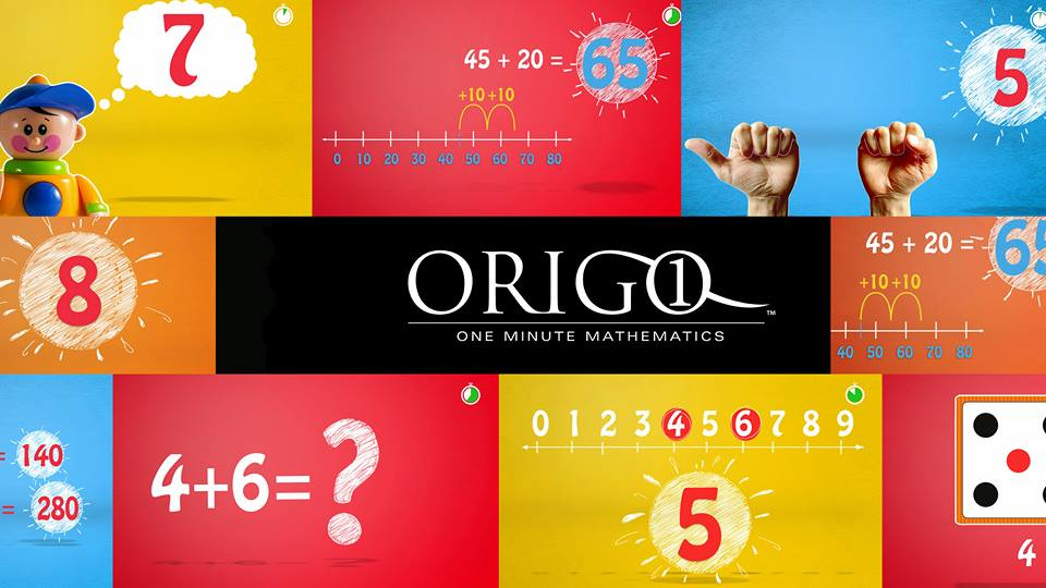 1 Minute Maths {With ORIGO Education} - Teacher Types