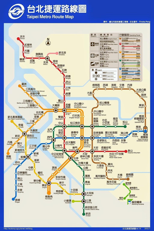 每一天: 20140410【圖表閱讀】臺灣交通運輸簡介