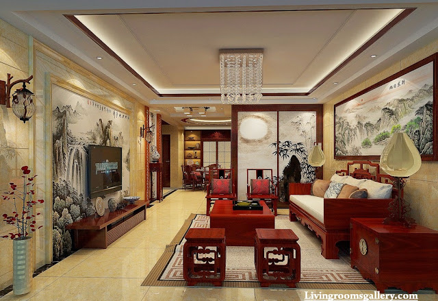 Awesome POP false ceiling designs for living room