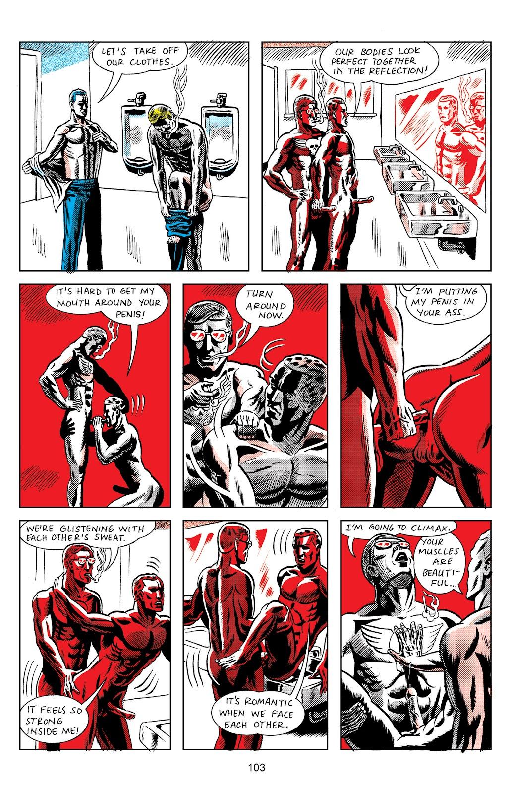 Read online Terror Assaulter: O.M.W.O.T (One Man War On Terror) comic -  Issue # TPB - 101