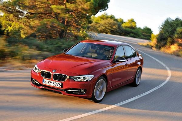 BMW Serie 3 Argentina