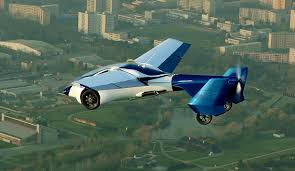 flying cars news