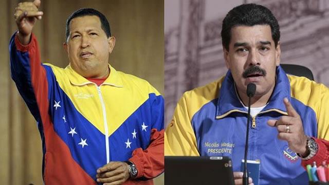 Caiga quien Caiga: Maduro Sigue Chávez No VIVE