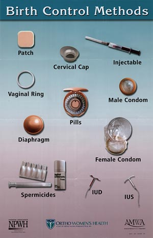 Best birth control options for college students