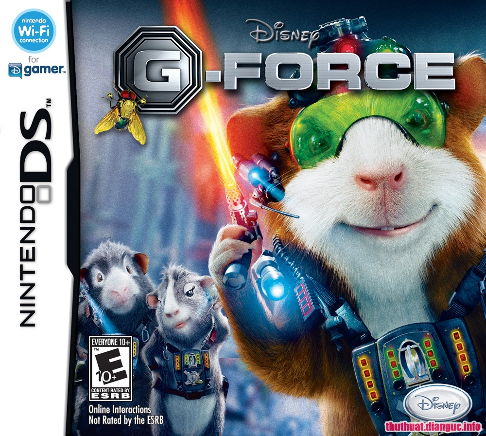 Download Game Disney G-Force Full Cr@ck Fshare