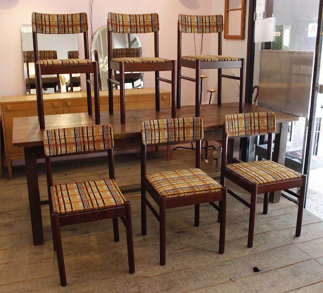 VINTAGE 4P. Tu tienda de muebles vintage en Madrid.