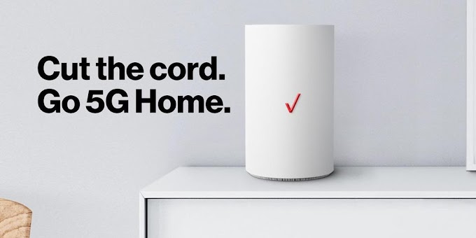 Verizon launches world's first 5G home network