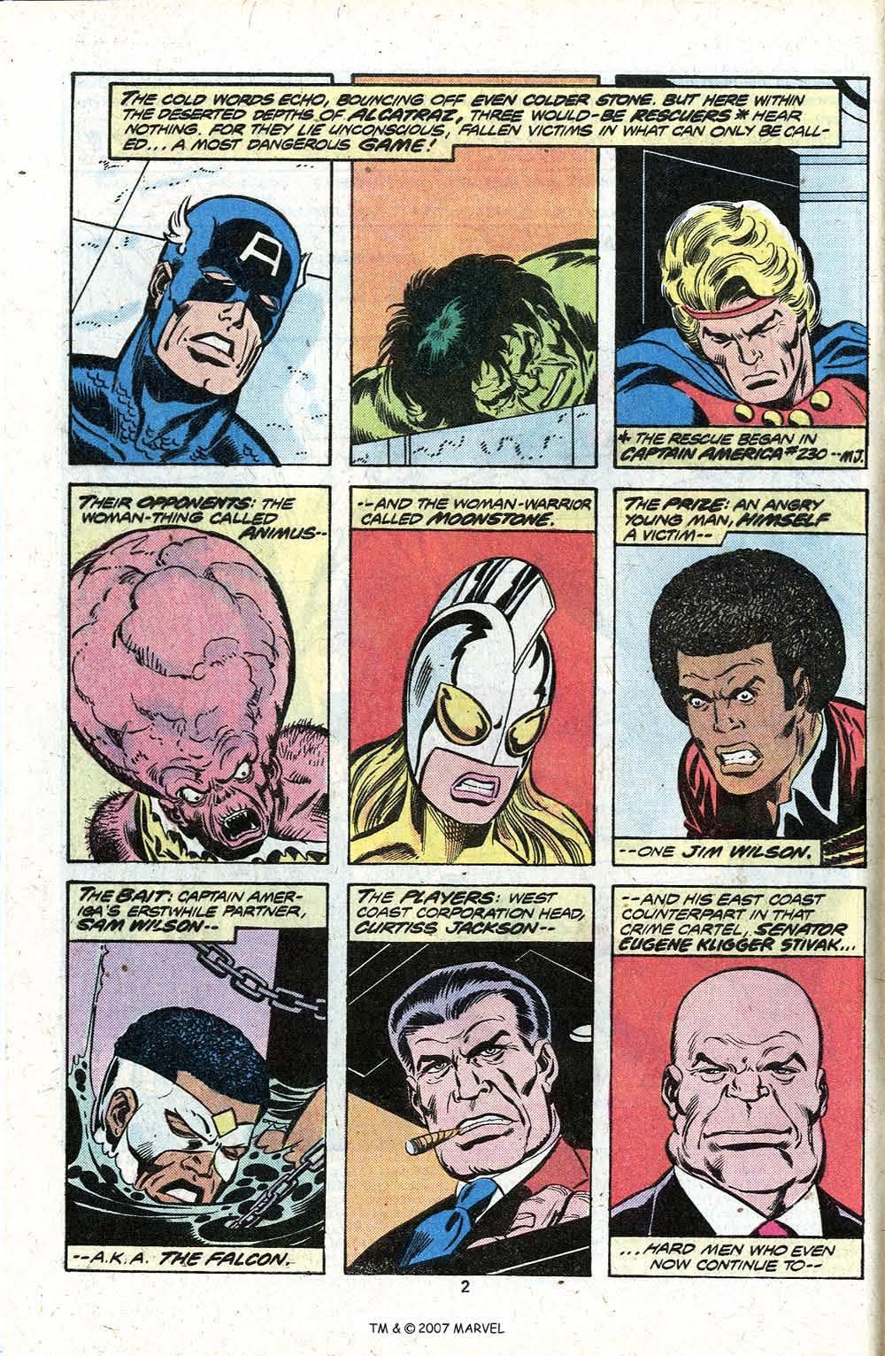 Captain America (1968) Issue #230b #145 - English 4