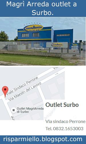 Risparmiello: Catalogo negozi Magrì Arreda