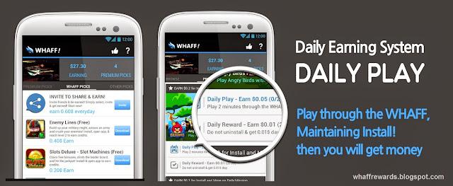 Cara Dapat Dollar Hanya Dengan Download Aplikasi Android Saja