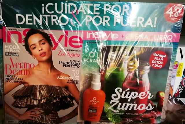 Revista Instyle Cuidarsealos50