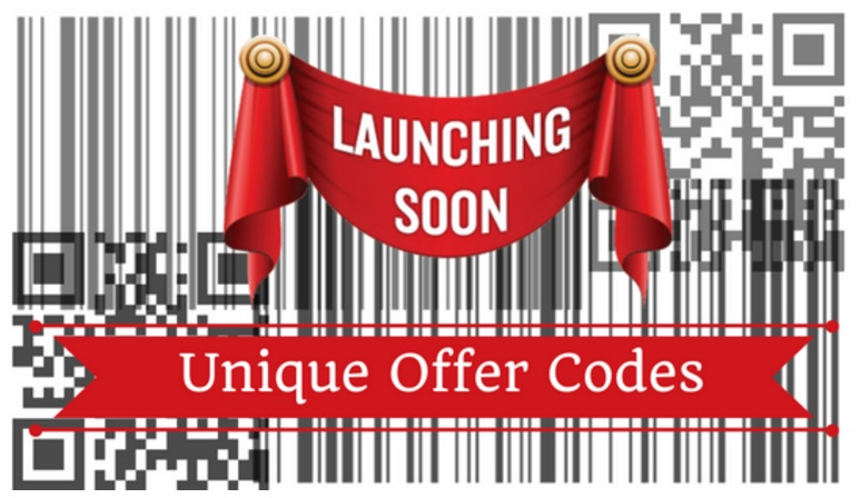 Unique offer codes