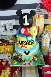 Mickey Mouse Festa De 1 Ano Guia Tudo Festa Blog De