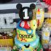 Mickey Mouse: Festa de 1 ano!