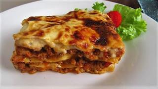 Lazanje u bešamel umaku // Amazing lasagna with bechamel sauce