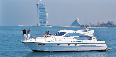 Book a Private Yacht in Dubai with Super Yacht Dubai