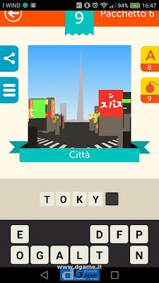 Iconica Italia Pop Logo Quiz soluzione pacchetto 6 livelli 9-100