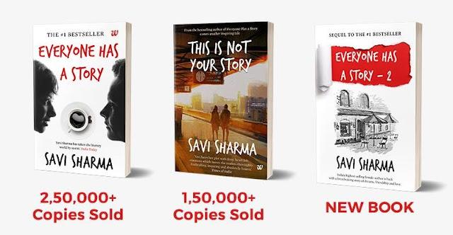 Everyone has a Story 2 by Savi Sharma| Free Pdf Download