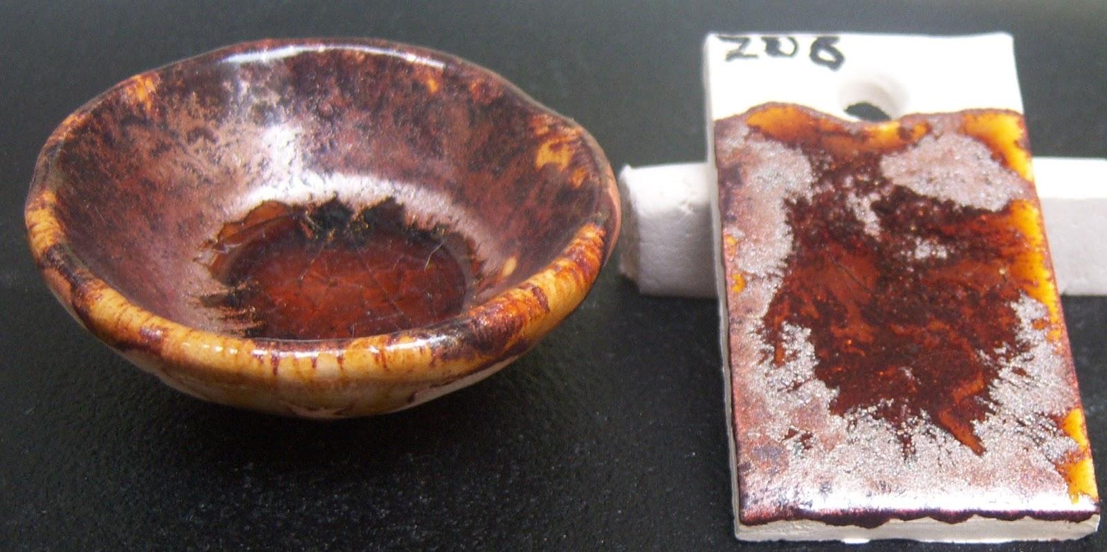El barro y yo esmaltes crudos de muy baja temperatura Esmalte para ceramica