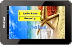 Cara Reset Kode Kunci Tablet Advan Vandroid E1C