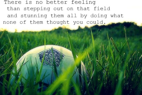 inspirational soccer quotes and sayings - photo #26