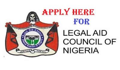 Legal Aid Council of Nigeria Recruitment Page - LACON Registration Form 2018